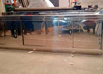Armário de aço inox inoxidável laboratório