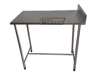 Móveis em aço inox para cozinha industrial